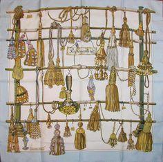 Hunt & Pray: Vintage Hermes Scarves