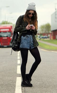 Swaychic Shorts, Sheinside Jacket