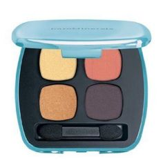 BareMinerals eyeshadow quad The Next Big Thing-NEW BareMinerals eyeshadow quad The Next Big Thing-NEW in box- never used! Compact has a mirror for easier application! Colors are: RISING STAR/ SMASH HIT/ HOOPLA/ ENSEMBLE. Sephora Makeup Eyeshadow