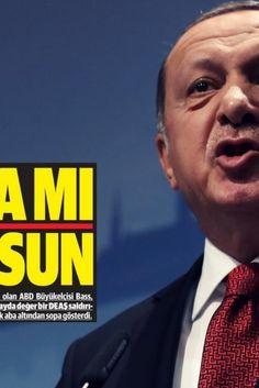 """""""Der IS handelt unter Führung der USA"""": Türkische Medien werfen dem US-Botschafter eine Verschwörung vor"""