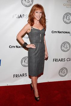 Kathy Griffin Photos - Comedian Kathy Griffin attends as Larry King is honored at the 2011 Friars Club Testimonial dinner gala at the Sheraton New York Hotel & Towers on November 2011 in New York City. - The Friars Club Honors Larry King Kathy Griffin, Beverly Wilshire, New York Hotels, The Beverly, Four Seasons Hotel, Comedians, Formal Dresses, Towers, Larry