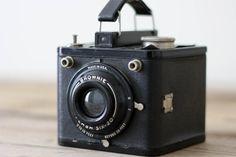 Old Brownie Camera