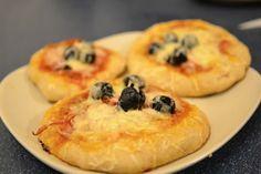 Špaldová minipizza :) pre malých aj veľkých recept mrknite tu: http://www.prosimspinkaj.sk/11/post/2014/02/paldov-mini-pizza.html
