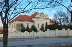 Slovakia, Dunajská Streda - Yellow Castle