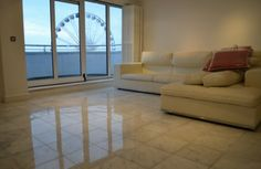 Marble floor cleaning, polishing & Sealing Brighton, East Sussex
