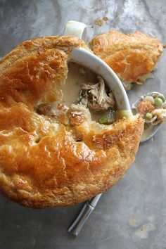 Chicken Guinness Pot Pie for St. Patrick's Day!