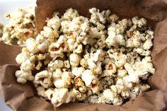 Zaatar Popcorn(!)