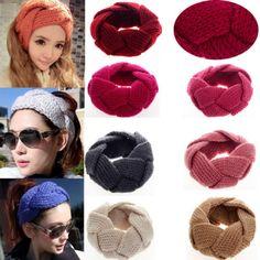 Best-New-Fashion-Crochet-Twist-Knitted-Headwrap-Headband-Winter-Warmer-Hair-Band