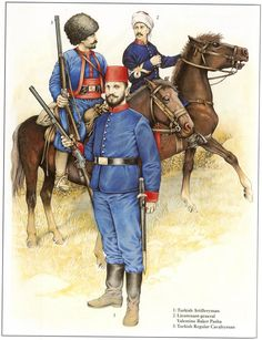 On 24 April 1877 Tsar Alexander II declared war on the Ottoman Empire. The Sultan had a battle-hardened army ready for war. For the Tsar, this was to be the first major conflict since the abolition of serfdom and the creation of a German-style military reserve system. Ian Drury details the campaigns fought in the Russo-Turkish War of 1877, and the uniforms and organisation of the armies of both sides, in a text backed by numerous illustrations and photographs, including eight full page…