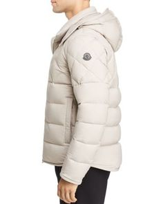 Moncler Cecaud Down Jacket - Dark Gray Jacket Men, Jackets Online, Moncler, Winter Jackets, Outdoors, Gray, Sports, Clothes, Shopping