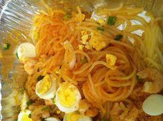Filipino food Palabok