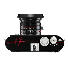 Leica M Monochrom 'Signature' by Andy Summers - Leica Store Miami Leica Photography, Photography Workshops, Photography Camera, Leica M, Leica Camera, Andy Summers, Signature Guitar, Leather Camera Strap, Modern Tools