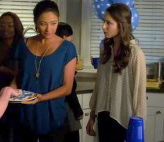 <3 that blouse Spencer Hastings, Pretty Little Liars