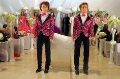 Barbie's destination wedding