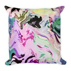 This soft pillow is an excellent addition that gives character to any space. It comes with a soft polyester insert that will retain its shape after many uses, a Soft Pillows, Things To Come, Tapestry, Shapes, Tote Bag, Bags, Character, Decor, Hanging Tapestry