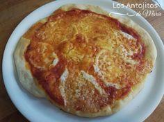 Pizza Margarita - Los Antojitos de María