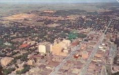 RARE Aerial 1957 View of Rochester MN Minnesota Postcard | eBay Rochester Minnesota, Old Postcards, Aerial View, Clinic, Paris Skyline, City Photo, Mary, Nice, Places