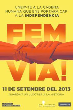 Via Catalana cap a la Independència