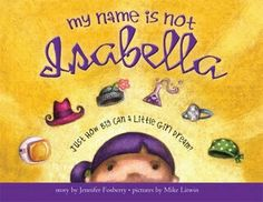 Every little girl should read this book. It is amazing!!