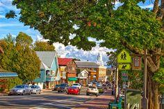 Street Smart: Lake Placid's Main Street - Opal Unpacked Street Smart, Main Street, Lake Placid Lodge, Maine, Opal, Opals