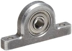 #MountedBearings are available in sintered aluminum pillow blocks and housing flanges with several corrosion-resistant options. https://goo.gl/9QLd7f