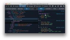 Firefox Developer Tools | MDN