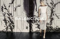 on the blog today. balenciaga's ss14 ad campaign!