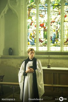 Sidney Chambers in Cambridge Parish. | Grantchester, as seen on Masterpiece PBS