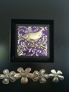 Added textured metal shim for color. The Pewter Room http://www.facebook.com/groups/194562117281334/