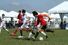 Just imagine, that you can play like in FIFA in this community by Nuvali! Eco City, Outdoor Activities, Fifa, Philippines, Community, Football, Running, Play, Sports