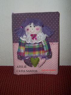 capa de caderno customizada