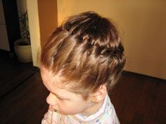 Kids hairstyles for long hair ~ Craft , handmade blog