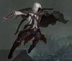 Cool Assassin's Creed Drawings | Tema: Album de Fan Arts de Chenjunnn de Assassin`s Creed