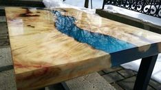 Epoxy Resin Table Image 0 Epoxy Resin Furniture For Sale
