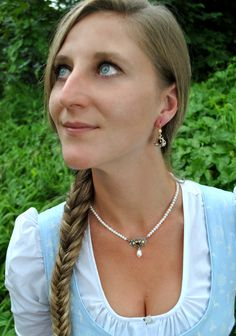 Chain, Jewelry, Fashion, Ear Piercings, Beads, Autumn, Silver, Moda, Jewlery