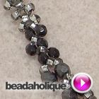 Tutorial - Videos: How to Multiple-Bead Right Angle Weave   Beadaholique