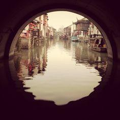 苏州 Suzhou in 江苏 Jiangsu Province - China