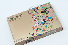 Shu Uemura - 6 Heart Princess by Takashi Murakami via http://www.theraeviewer.com