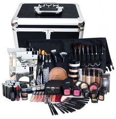 NYX Cosmetics Makeup Artist Starter Kit A    I want this so bad! Where can I buy this?