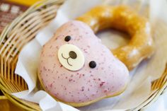 When I fly over to Taiwan/Japan, I try their beloved Mister Donut. If I had to pick just one, I'd get the pon de ring. I bet it'll be love at first bite haha