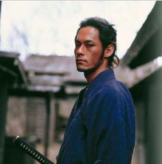 Jiro inspiration.  This guy, whoever he is, is hot. (Im totally laughing at myself right now.)  Oh, Im laughing at myself because I know hes one of the kimono models AND my husband reads my tumblr. Still hot.