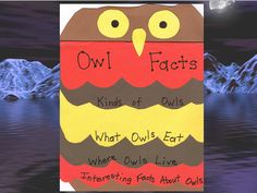 Here's a nicely outlined 5E lesson on owls and owl pellets.
