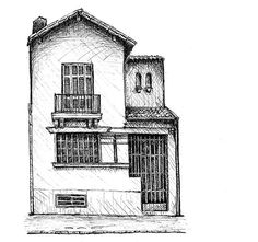 Resultado de imagem para desenhos casas