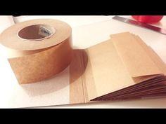 Krafttape Binding - YouTube