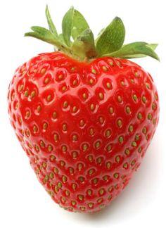 Uwielbiam truskawki! <3