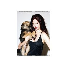 Ellen von Unwerth, Eva Green found on Polyvore