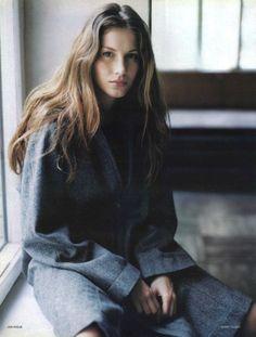 Giselle Bundchen, by Peter Ogden