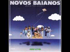 Novos Baianos -- 1974 -- Na Cadência do Samba de Ataúlfo Alves