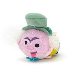 Disney Mad Hatter Tsum Tsum Mini Soft Toy, Alice In Wonderland   Disney StoreMad Hatter Tsum Tsum Mini Soft Toy, Alice In Wonderland - Our Mad Hatter mini soft toy is colourful and stackable. This cute concept from Japan offers a quirky version of the Disney character, with 3D details and a squeezy bean bag tummy.