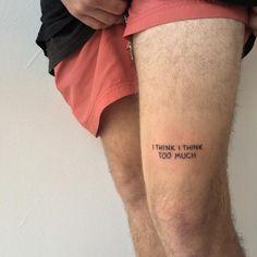 𝐔𝐆𝐋𝐘𝐁𝐈𝐓𝐂𝐇𝟏𝟗𝟗𝟓 𝐢𝐬 𝐭𝐲𝐩𝐢. - Tattoo Style- 𝐔𝐆𝐋𝐘𝐁𝐈𝐓𝐂𝐇𝟏𝟗𝟗𝟓 𝐢𝐬 𝐭𝐲𝐩𝐢. 𝐔𝐆𝐋𝐘𝐁𝐈𝐓𝐂𝐇𝟏𝟗𝟗𝟓 𝐢𝐬 𝐭𝐲𝐩𝐢. Wörter Tattoos, 4 Tattoo, Tattoo Style, Leg Tattoo Men, Mini Tattoos, Tattoo Fonts, Piercing Tattoo, Body Art Tattoos, Cool Tattoos
